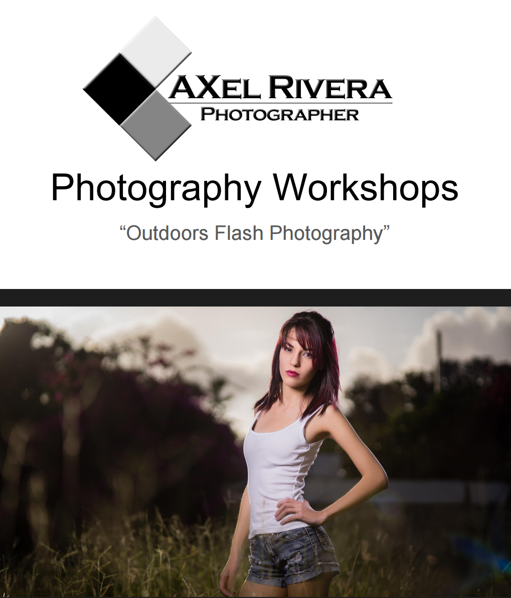 Axel Rivera Photography Workshops